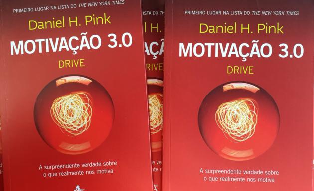 """Concorra ao livro """"Motivação 3.0"""" de Daniel H. Pink (encerrado)"""