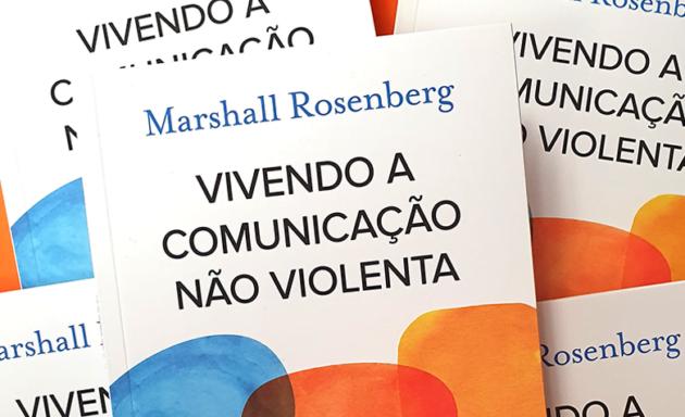 """Concorra ao livro """"Vivendo a comunicação não violenta"""" (encerrado)"""
