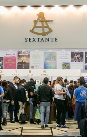 Bienal do Livro Rio: os destaques da programação da Sextante